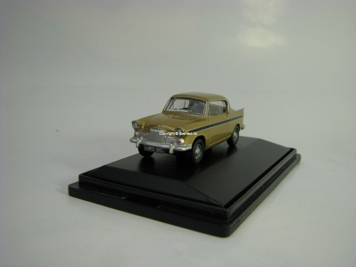 Sunbeam Rapier MKIII Gold 1:76 Oxford