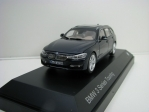 BMW 3 Series Touring 2013 blue 1:43 Paragon Models