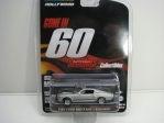Ford Mustang Eleanor 1967 Grey Gone in 60 seconds 1:64 Greenlight GR44742A