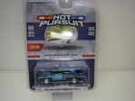 Ford 2020 Massachusetts Police 1:64 Hot Pursuit série 36 Greenlight