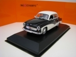 Wartburg 311 1959 Black/White 1:43 Maxichamps